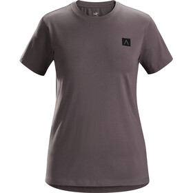 Arc'teryx A Squared SS T-Shirt Women Whiskey Jack